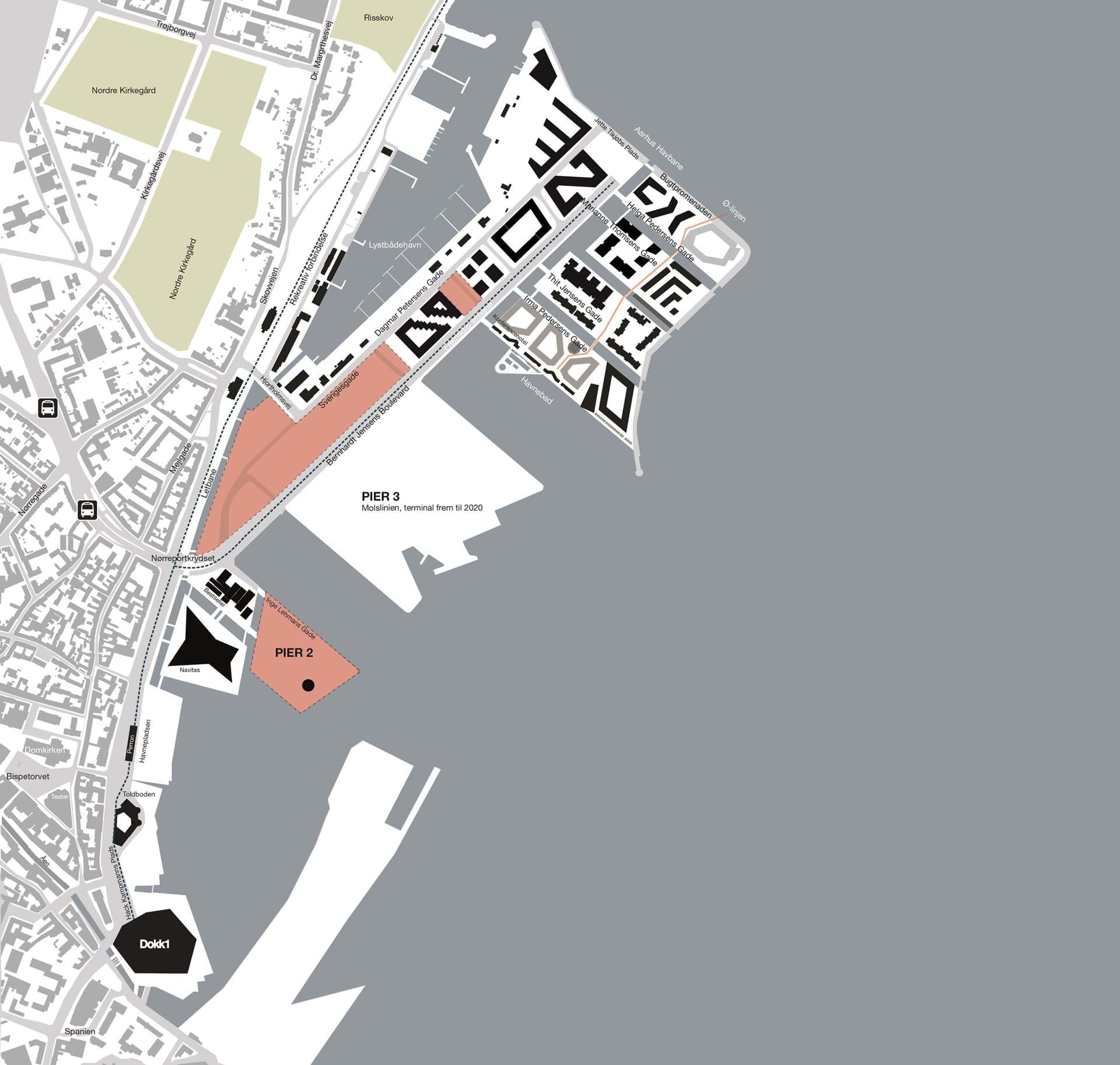 Udviklingsplan For Indre Aarhus O Er Klar